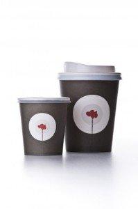 כוס קפה חד פעמית אספרסו - סאן ג'וסטו.